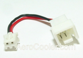 3pin to 2pin converter/adapter CB-YA-D2P