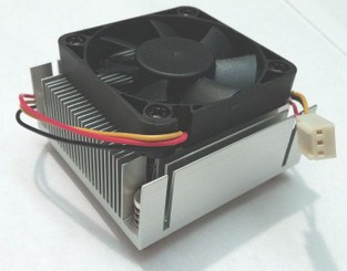 Evercool MCI02-510BA Intel Core i3/i5/i7 1U Aluminum CPU Cooler