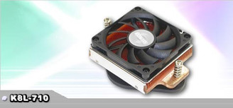 EverCool  K8L-710 AMD Socket 939,940,754 1U CPU Cooler