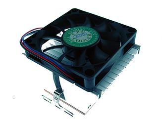 EverCool ND-18 Socket A/462/370 Aluminum/Copper CPU Cooler