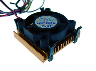 EverCool EC-486 Intel 486 CPU Cooler