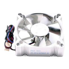 Evercool AL9025B 92mm x 92mm x 25mm Aluminum Fan, 3Pin