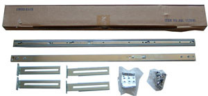 ASL1U2603 1U Solid-Bearing 26inch Slide Rail