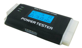 PST-3 LCD Power Supply Tester (RoHS Compliant)