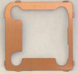 Copper CPU Shim (Type E)