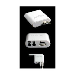 JamPod for iPOD (3G, 4G, Photo, Mini, HP, U2)