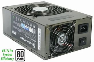 HighPower HPC-1200-G14C RockSolid 1200W power supply