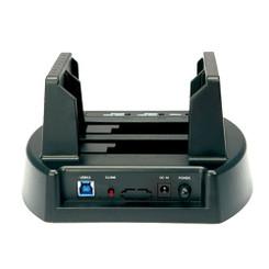 Kingwin EZD-2537U3 Dual-Bay 2.5/3.5inch SATA HDD & SSD Docking Station