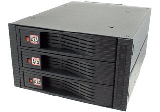 Kingwin KF-3001-BK 3.5inch 3Bay RAID Hot Swap Rack