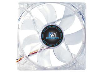 Kingwin CFR-012LB  120mm x 25mm Red LED Fan