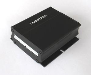 Lamptron PS-IVCFL4BK 4-Port CCFL Inverter Black Aluminum Housing