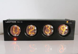 Lamptron FC10 Vintage Valve Amplifier/Steam Punk Design Fan Controller (Refurbished)