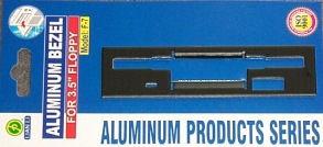 Lian-Li F-7 Aluminum Floppy Drive Bezel, Black
