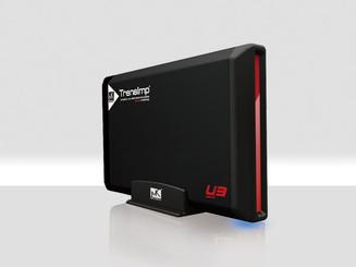 Mukii TIP-330U3-BK 3.5in SATA HDD USB3.0 Ext Enclosure