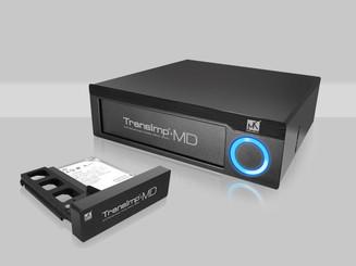 Mukii TIP-M300ST-BK SATA HDD/SSD SATA 5.25in Bay Enclosure
