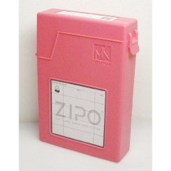 Mukii ZIO-P010-PK ZIPO 3.5in HDD Protection Storage  (Pink)