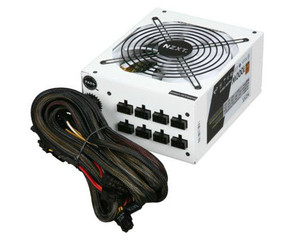 NZXT HALE90 V2 1000W Modular 80 Plus Gold SLI/CrossFire Active PFC ATX Power Supply