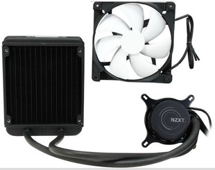 NZXT Kraken X41 140mm Variable Speed All-In-One Liquid Cooling Solution
