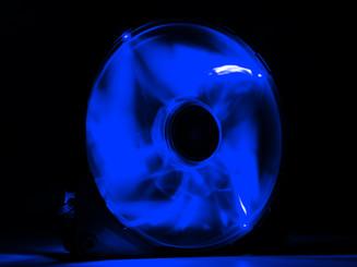 NZXT RF-FZ140-U1 FZ-140mm Blue LED Airflow Fan
