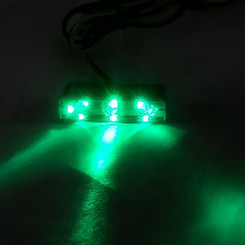 Laser 3 LED Spectrum Green