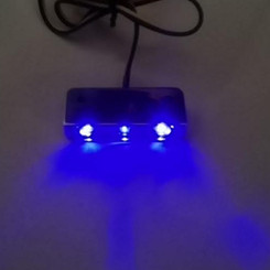 Laser 3 LED Spectrum UV