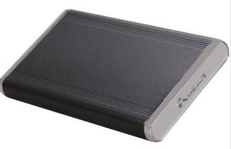 OKGEAR OK4281 Aluminum Black USB3.0 2.5in Ext Enclosure