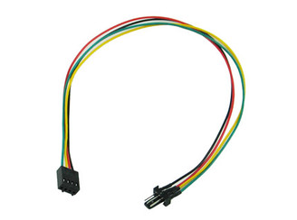 12inch 4PIN PWM FAN EXTENSION CABLE