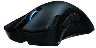 Razer Mouse RZ01-00120400-R3U1 Mamba 2012 Elite Ergonomic Wireless Gaming