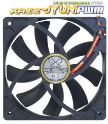 Scythe SY1225SL12LM-P KAZE-JYUNI 120x25mm PWM Fan