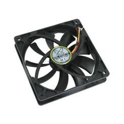 Scythe Kaze-Jyuni 120mm Case Fan,SY1225SL12SL,500 rpm