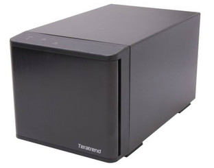 Teratrend (Silverstone) TS231U Dual Bay 3.5in SATA HDD USB 3.0 RAID Storage Tower