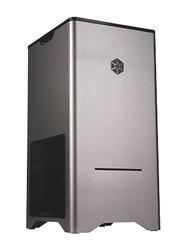 Silverstone SST-FT03T (Titanium) Micro ATX Mini Tower Case
