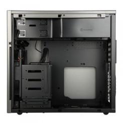 Silverstone SST-TJ08T-E (Titanium) Advanced Micro-ATX Tower Case