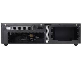 Silverstone SST-ML05B (black) Mini-ITX SFX HTPC Case