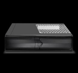 Silverstone SST-RVZ02B-W (Black+Window) Mini-ITX Slim Desktop/HTPC Case