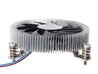 Silverstone SST-NT07-115X Intel Socket LGA1156/1155/1150 Low Profile CPU Cooler