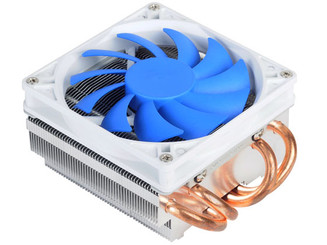 Silverstone SST-AR06 Low Profile 58mm Heat-Pipe Direct Touch CPU Cooler