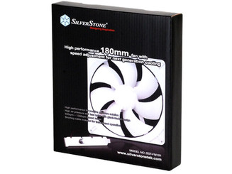 Silverstone FM181 180x180x32mm Adjustable Speed Fan