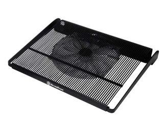 Silverstone SST-NB04B (Black) Noble Breeze Aluminum Notebook Cooler