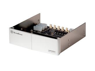 Silverstone CMD01S-ESA Commander Thermal Controller, Silver
