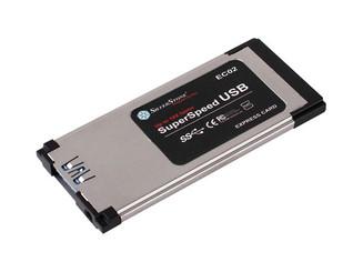 Silverstone EC02 Ultra Slim USB3.0  Express Card Adapter