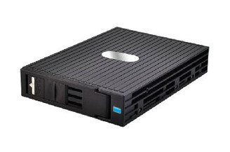 SNT 1111SS SAS/SATA 2.5inch HDD Aluminum Cableless Mobile Rack