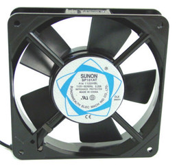 SUNON AC 115V 120X25MM FAN SP101AT-1122HBL