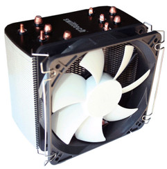 Swiftech Polaris 120 5 Heat Pipe Heatsink w/ 120mm PWM Fan