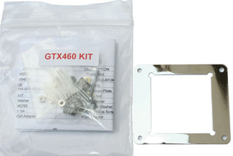 Swiftech GTX460/560 Mounting Kit for MCW60/80/82 to nVidia® GeForce® GTX460 and 560 series