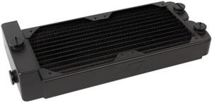 Swiftech MCR220-QP-RES-R2 MCR220-QP Dual 120mm Radiator w/ Reservoir