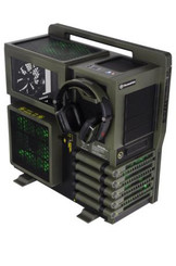 Thermaltake VN10008W2N Level 10 GT Battle Edition Full Tower Case
