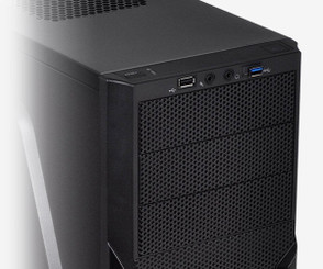 Thermaltake CA-1B3-00M1NN-00 Versa H22 Mid-tower chassis