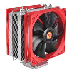 Thermaltake CLP0606 NiC F4 Untouchable Dual 120mm PWM CPU Cooler