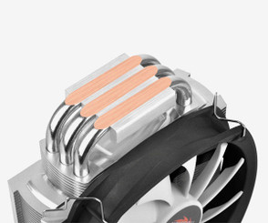Thermaltake CL-P001-AL12BL-B Frio Silent 12 Non-Interference Cooling 120mm Fan Cooler